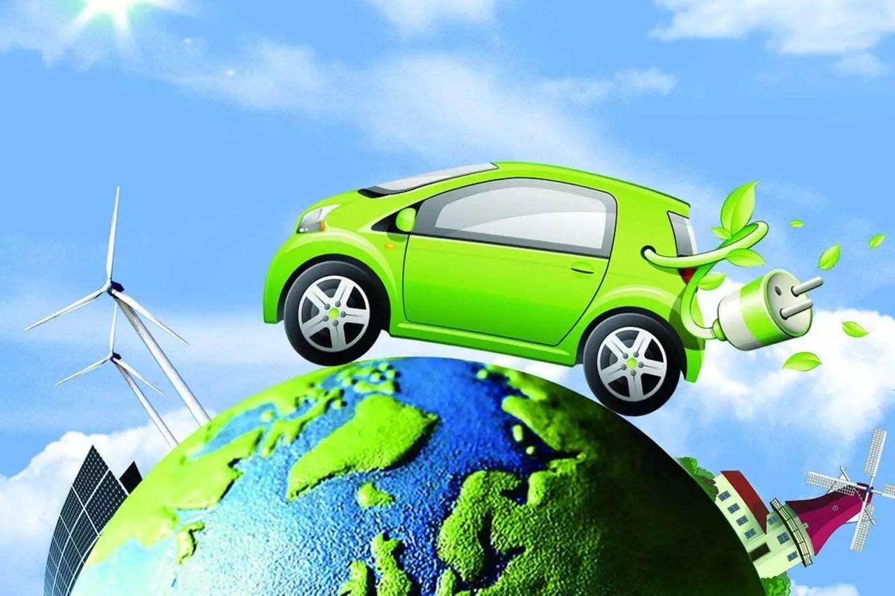 全国已全面启用新能源汽车专用号牌